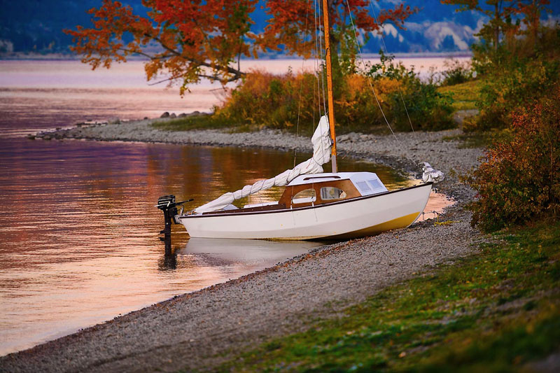 Autumn Sail