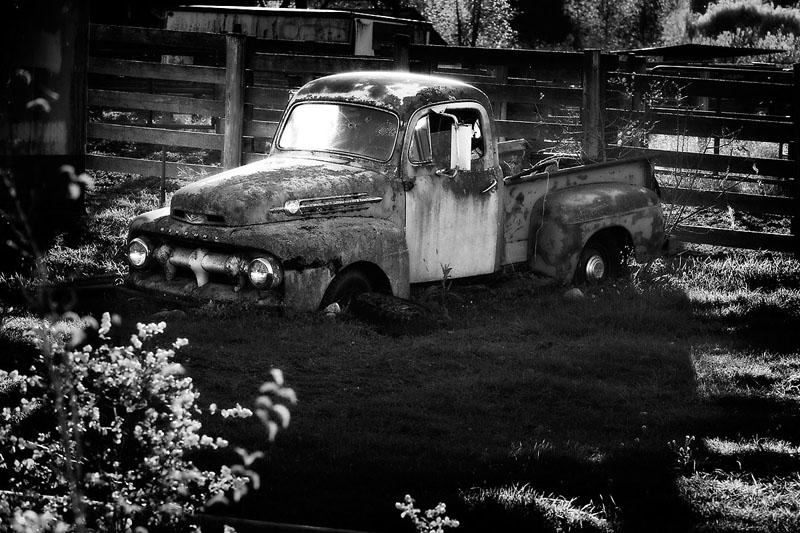 Farm Truckbw