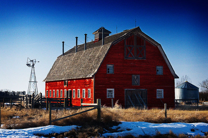 old red barn  u2013 lavish cards  u2013 fine art corporate greeting