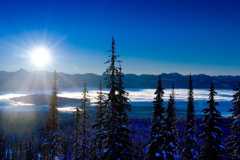 Sunburst Mountain