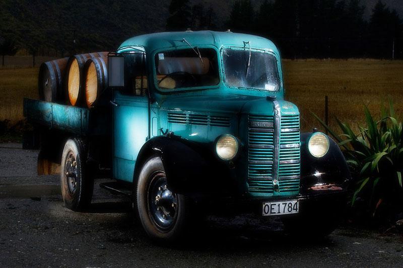 Winery Truck