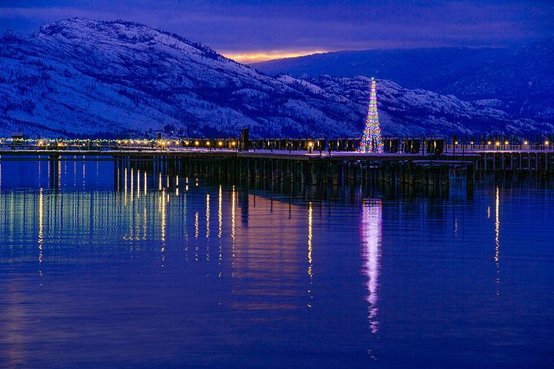 Sparkling Dock
