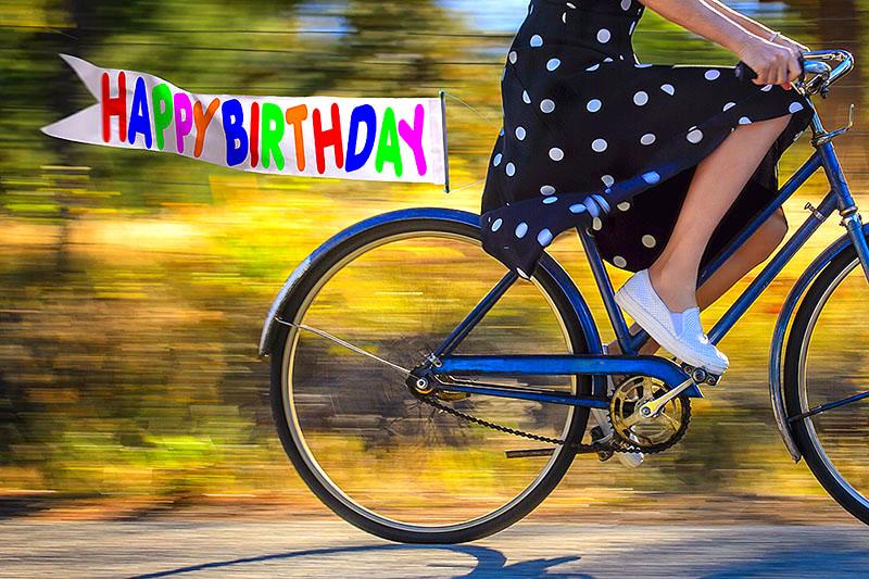 Birthday BikeX